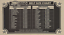 Ariat-Western-LEATHER-BELT-Silver-Laced-MEN-BOYS-Medium-BROWN-A1027408