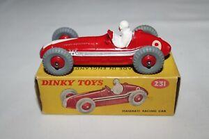 Dinky-Toys-231-Maserati-Coche-de-Carreras