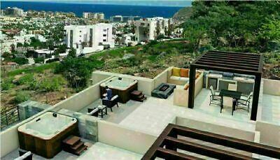 Penthouse con alberca privada (splash pool), estudio de yoga y gimnasio, alberca