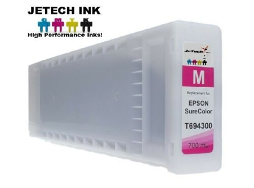 Epson UltraChrome XD Compatible Pigment 700ml Ink Cartridge Magenta T694300