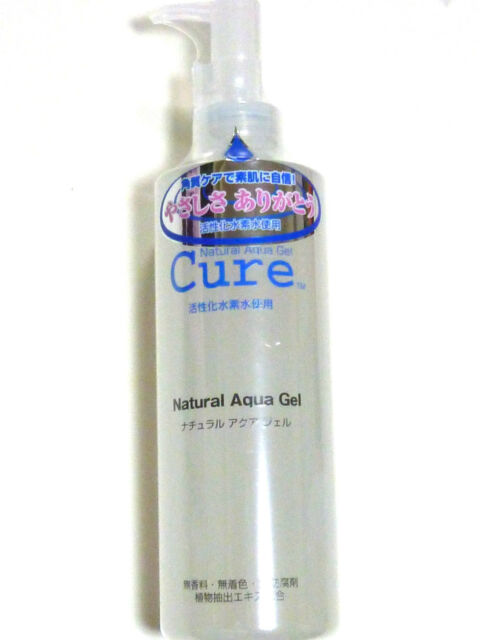 TOYO Life Cure Natural Aqua Gel Peeling Skin care 250mL Authentic From Japan