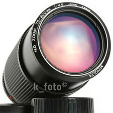 Minolta MD Zoom 4,5 / 75-200