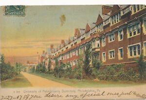 PHILADELPHIA-PA-University-of-Pennsylvania-Dormitory-udb-1907