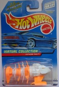 #152 2000 Hot Wheels Virtual Collection Fathom This Col