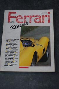 Dino 246 Farina Speciale 308 Gutherzig Ferrari Klassik Nr 1 Aus 1990 328 Gto Gts Ungleiche Leistung