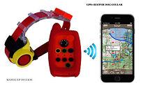 Remoto collar de perro de localizador con GPS Tracker