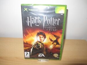 Harry-Potter-And-The-Caliz-de-Fuego-Xbox-Nuevo-Empaquetado-Pal-Version