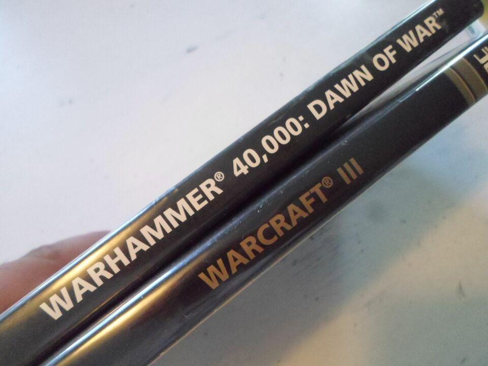 WARHAMMER WARCRAFT 2 styks, til pc, MMORPG