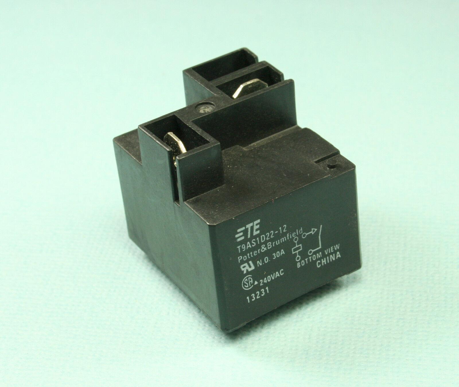 1 Pcs électromagnétique SPST-NO ucoil Relais 12VDC 16A//250VAC 270Ohm