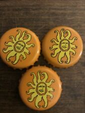 Bell/'s Bottle CAP with MAN/'S FACE in Sunburst MICHIGAN OBERON ALE Beer CROWN