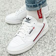 adidas Continental 80 Junior Sneaker Weiß, EUR385UK