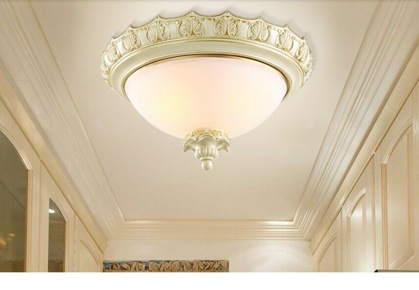D620 European Modern Diameter 49CM Height 25CM Decorative Ceiling Light Lamp O