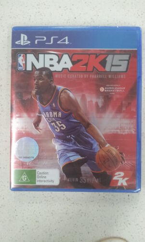 1 of 1 - NBA 2K15 Sony PS4 Game Brand New and Sealed