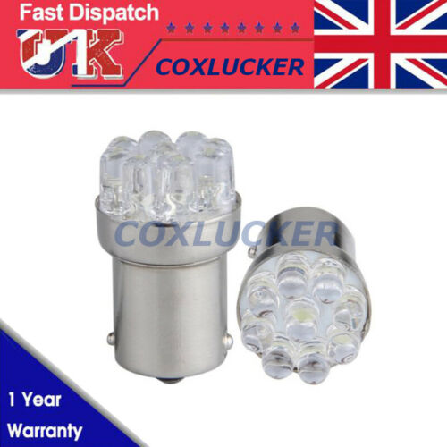 12V 24V P21W BA15S 1156 9 LED Turn Signal Brake Tail Indicator Car Light Bulb