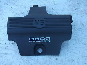 1995 PONTIAC BONNEVILLE 3.8L ENGINE COVER TRIM 3800 SERIES ...