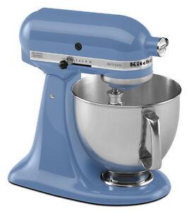 Kitchenaid Stand Mixer Tilt 5 Quart Rrk150co Artisan 10 Sp