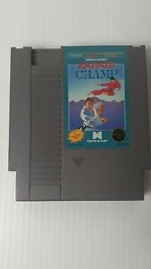 Karate Champ (1986) Cartridge Nintendo NES Game Authentic