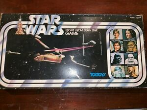 Star-Wars-Escape-From-Death-Star-Game-1977-Complete-Toltoys