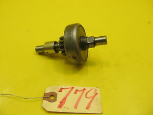 OEM SEADOO 4TEC STARTER BENDIX ALL YEARS MODELS 130 155 185 215 255 260