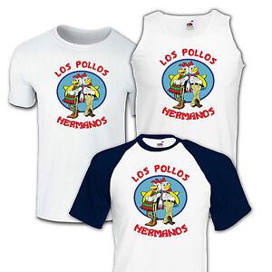 Los-Pollos-Hermanos-Breaking-Bad-Heisenberg-Camiseta