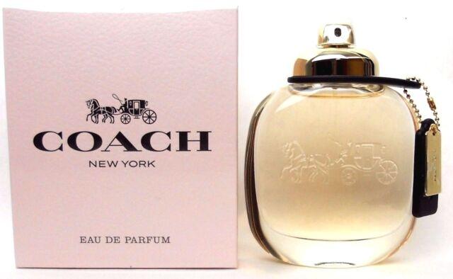 Coach New York Perfume By Coach 3.0 oz 90 ml EDP Spray Women NEW