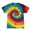 Tie-Dye-Kids-T-Shirts-Youth-Sizes-Unisex-100-Cotton-Colortone-Gildan thumbnail 14