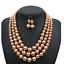 Charm-Fashion-Women-Jewelry-Pendant-Choker-Chunky-Statement-Chain-Bib-Necklace thumbnail 96