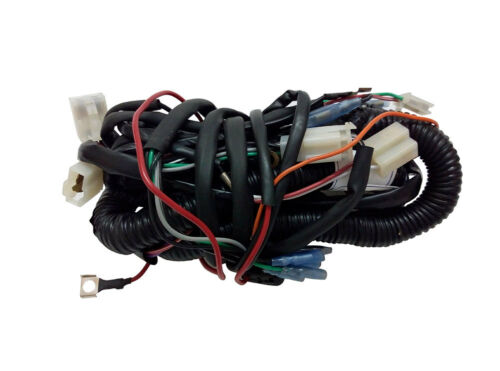 Royal Enfield 350 /& 500cc Complete Wiring Harness 12V Indicator Version