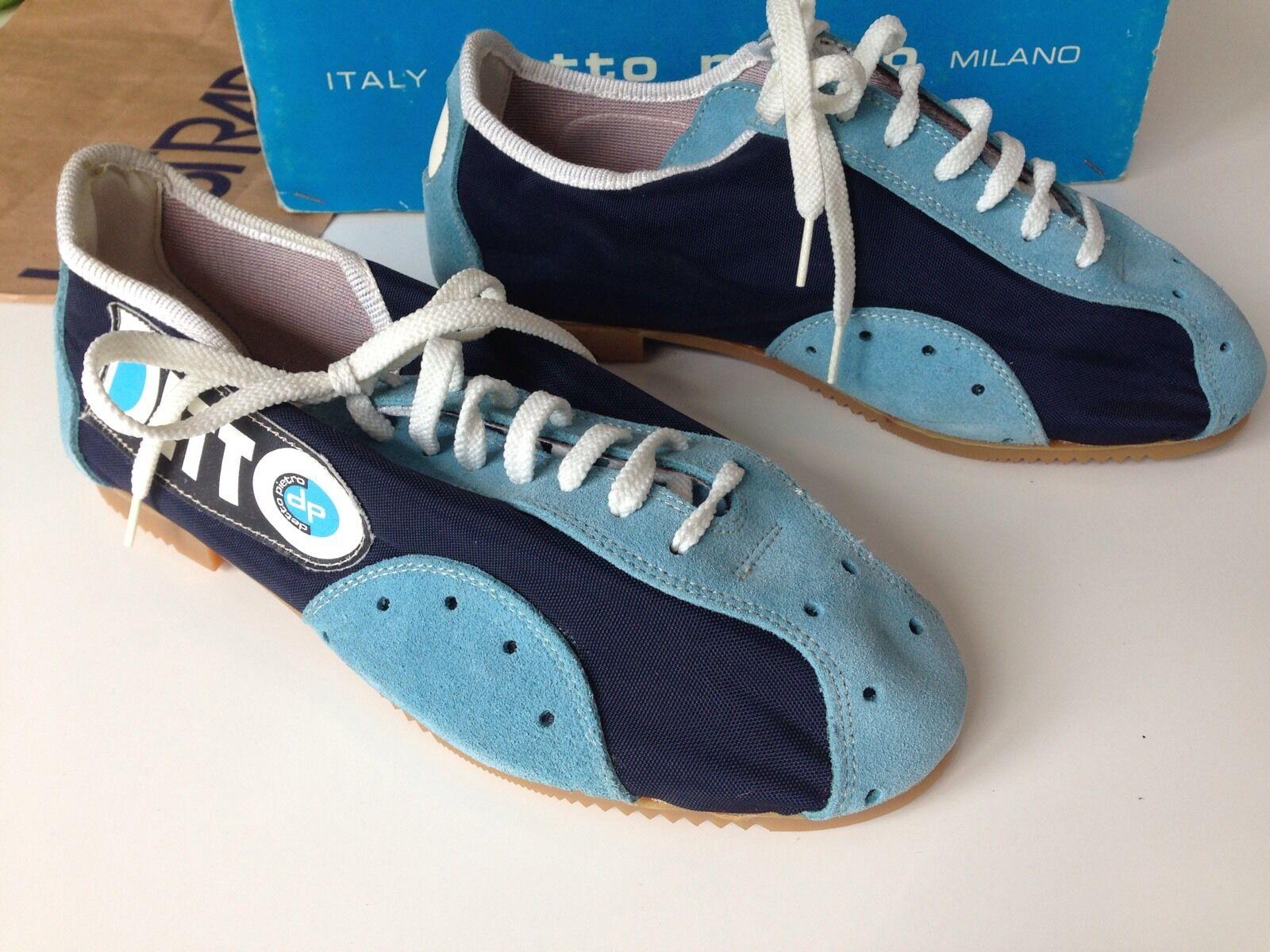 CULT NOS Vintage detto pietro Milano zapatos     zapatos   zapatos new old stock EU 37 22142a