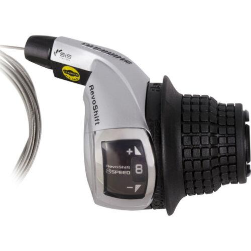 Schalthebel Shimano Tourney RevoShift SL-RS47 Drehgriffschalter 3 7 8 Gang Bike