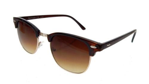 Ella Jonte Sonnenbrille braun gold Herren Damen Brille 50er Retro Vintage UV 400