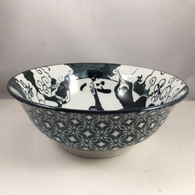 Ebm Porcelain Red Glazed Ramen Noodle Soup Bowl For Sale Online Ebay