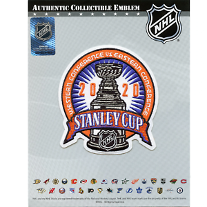 2020 NHL Stanley Cup Jersey Patch Tampa Bay Lightning vs. Dallas Stars (Throwbac