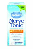 Hyland's Nerve Tonic Stress Relief 100 Tablets Each on sale