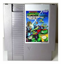 Ninja Turtles III 3 Manhattan Project Nintendo NES Super - SHIPS SAME DAY!!!