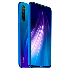 Xiaomi Redmi Note 8 4GB RAM 64GB ROM 48MP Rear Quad Camera Global Version- Blue