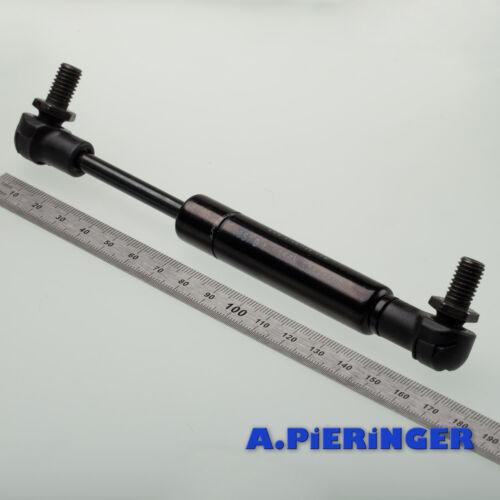 Gasfeder Stabilus Lift-o-MAT 4857DY 0350N Lang 155,50 mm Winkelgelenk 8 mm  Ersa