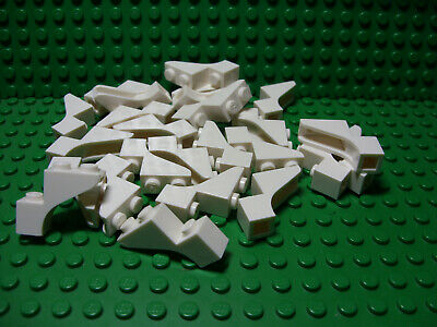 ** 25 CT LOT ** Lego NEW medium azure 1 x 6 x 3 1//3 curved top arch pcs