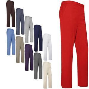 af8fa4275 Image is loading LADIES-WOMEN-CLASSIC-TROUSERS-PANTS-GIRLS-SCHOOL-UNIFORM-