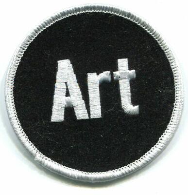 BALTIMORE RAVENS 'ART' JERSEY Memorial Iron-on PATCH: Art Modell Ravens Patch   eBay