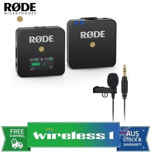 Rode Wireless GO & Lavalier GO Microphone Bundle Kit