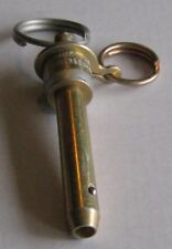 "2 ea 1//4/"" x 1"" Grip Quick Release Ball Lock Push Pull Pin CL4BLPL1.00 New"