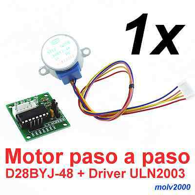 mini ULN2003 Stepper Motor Driver mini Schrittmotortreiber MO03015