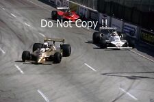 Riccardo Patrese Arrows A3 USA Grand Prix 1980 Photograph