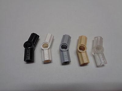 Lego ® Technic x2 Connecteurs Axe Perpendicular Connector Choose Color n°3 32016