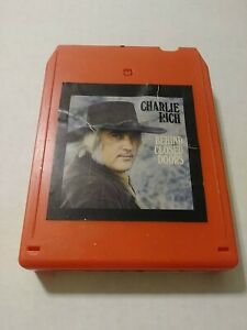 """Behind Closed Doors"" by Charlie Rich (8-Track Tape Cartridge)"