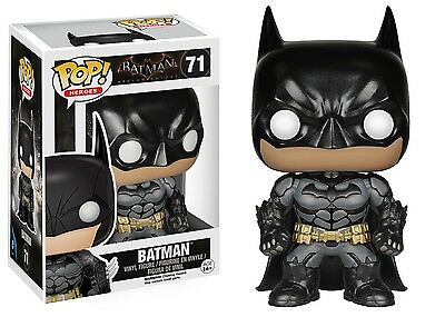 Funko Pop Heroes Arkham Knight: Batman Vinyl Action Figure Collectible Toy 3.75""