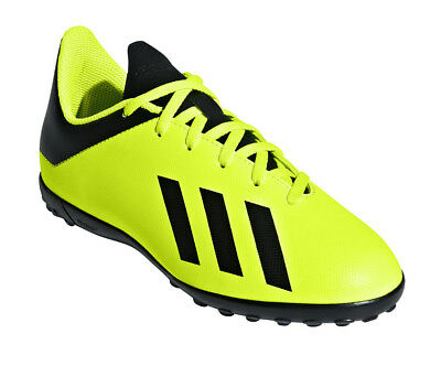 Adidas Kids Shoes Turf Futsal Boys Football X Tango 18.4 Boots Soccer New DB2435 | eBay
