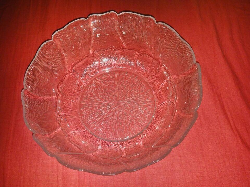 Glas, Glasskål, Ukendt.