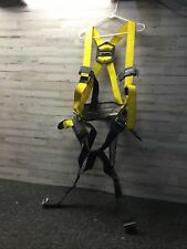 Used Miller 570uyk Yellow Vest Style Back Full Body Harness